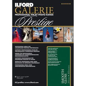 "Ilford Prestige Smooth Gloss 12 5x7"" Photo Paper"