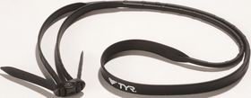 TYR Universal Glide Clip Goggle Head Strap - Clear