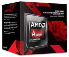 AMD A10-7860K APU 3.6GHz/4.0GHz Quad Core - Socket FM2+