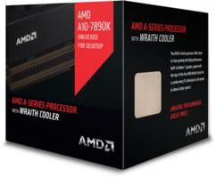 AMD A10-7890K APU 4.1GHz/4.3GHz Quad Core - Socket FM2+