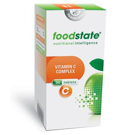 Foodstate Vitamin C Complex - 30s