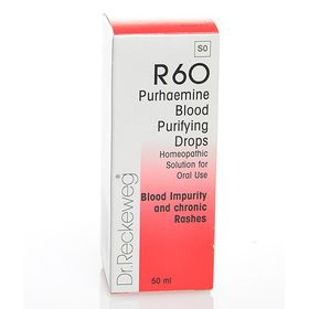 Dr. Reckeweg Purhaemine Blood Purifying Drops - 50ml