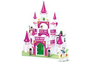 Sluban Girls Dream - Castle