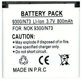 Scoop Battery For Nokia N73 & 9300 (BP-6M)
