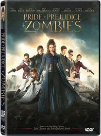 Pride & Prejudice & Zombies (DVD)