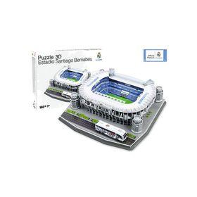 Nanostad Real Madrid Santiago Bernabeu Stadium - 166 Piece