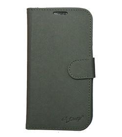 Scoop Wallet Case ForSamsung S4 - Grey