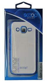 Scoop Lunar Case for Samsung Galaxy J2 2016 - Blue