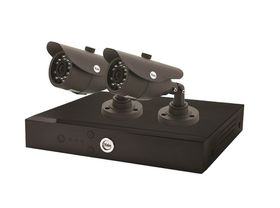 Yale - HD CCTV Kit With 2 Cameras