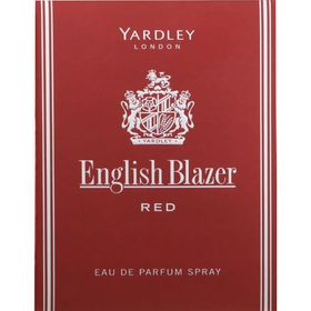Yardley English Blazer Red EDP - 100ml