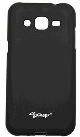 Scoop Progel Samsung Galaxy J2 Case with Screen Protector - Black