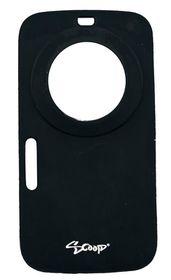 Scoop Progel Samsung K Zoom Case with Screen Protector - Black