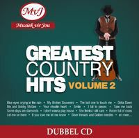 The Country Boys - Greatest Country Hits Vol.2 (CD)