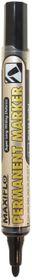 Pentel Maxiflo Bullet Tip Permanent Marker - Black