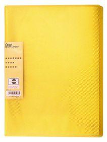 Pentel Display Book Vivid 30 Pockets - Yellow