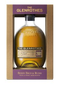 Glenrothes - 2001 Vintage Single Malt Whisky - 750ml