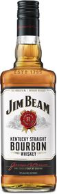 Jim Beam - White Bourbon - 750ml