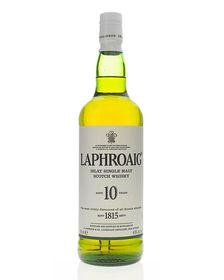 Laphroaig - 10 YO Islay Single Malt Whisky - 750ml