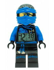 ClicTime LEGO Ninjago Sky Pirates - Jay Figure Alarm Clock