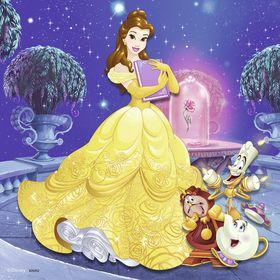 Ravensburger 3 x 49 Pieces Princess Adventure Puzzle