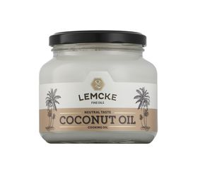 Lemcke Odourless Coconut Oil - 400ml