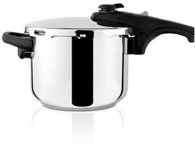 Taurus - Ontime Rapid Stainless Steel Pressure Cooker - 10 Litre