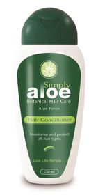 Simply Aloe Hair Conditioner - 250ml