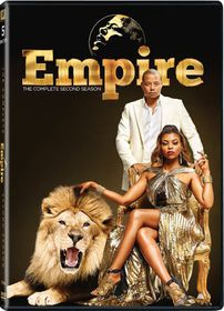Empire Season 2 (DVD)