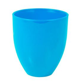 Lumoss - Lotus Tumbler - Cyan Blue - Set Of 4