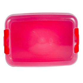 Lumoss - Large Lunch Box - Red
