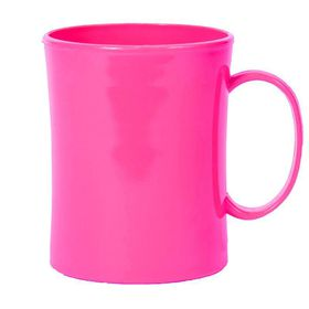 Lumoss - Plastic Mug - Magenta