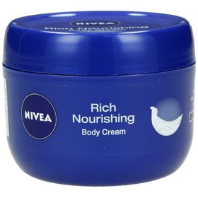 Nivea Rich Nourishing Body Cream - 250ml