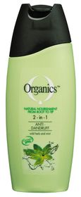 Organics Anti Dandruff 2-In-1 Shampoo - 400ml