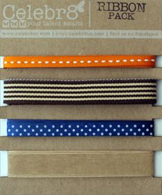 Celebr8 Going Places Ribbon Pack