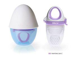 Kidsme - Food Feeder Plus with Grinder - Lavender