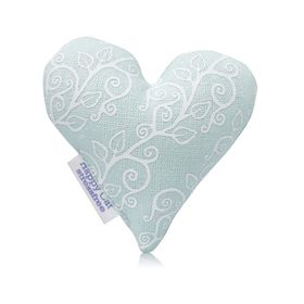 Happy Cat - Hemp Toy With Valerian Heart - Aqua