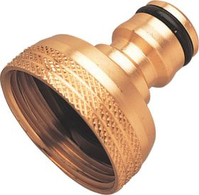Raco - Brass Connector Female 1/2 Tap Adaptor