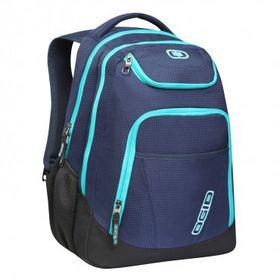 Ogio Tribune Backpack 36,9L - Black/Blue