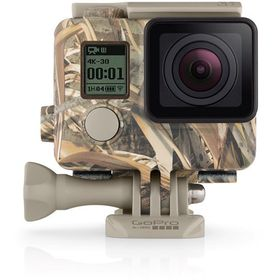 GoPro Camo Housing and QuickClip (RealTree Max5)