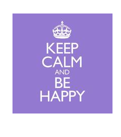 Keep Calm & Be Happy (CD)