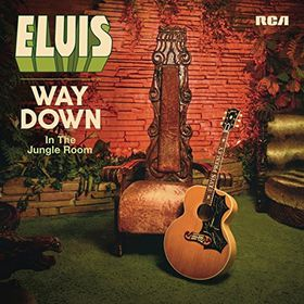 Elvis Presley - Way Down In The Jungle Room (Vinyl)