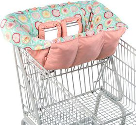 Comfort and Harmony - Cosy Cart Cover - Pink Posies