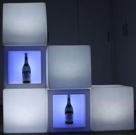 Dasimo - LED Ice Bucket Square - 40cm x 40cm x 40cm