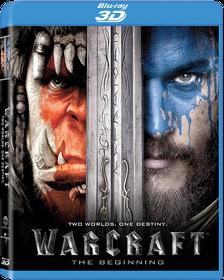 Warcraft (2016) (3D Blu-ray)