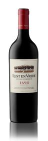 Rust En Vrede - 1694 Classification - (6 x 750ml)