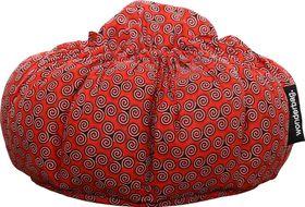 Wonderbag - Medium African Batik - Red