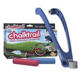 Chalktrail - Bike Blue