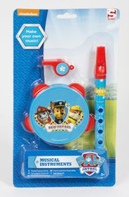 Paw Patrol Musical Instrument