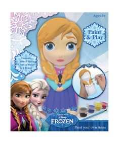 Disney Frozen Paint Your Own Anna
