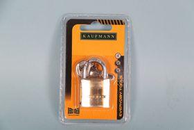 Kaufmann - 30mm Lock Brass